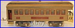 Lionel Standard, NYC, Prewar Pullman Passenger & Observation Cars, 337/338, C-6