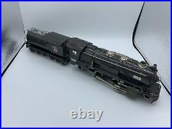 Lionel Train Set #255E Gunmetal Locomotive and 2263W tender Pre War