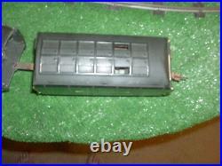 Lionel Trains Prewar 238 4-4-2 Rare Die Cast Steamer, 265w Tin Plate Tender Nice