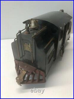Lionel Vintage Prewar 33 Locomotives Standard Gauge Tested Working Grate