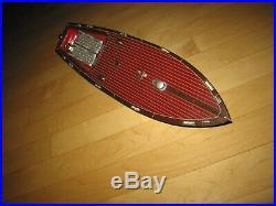 Lionel boat prewar racing model 44 Original complete