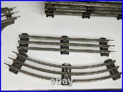 Lionel prewar 1936 RED COMET 264E, 265W, 1665,1667,80,80N, 41,66 + tracks & lights