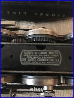 Lionel prewar #203 switcher
