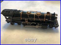 Lionel prewar 400E Engine and Tender, Standard Gauge