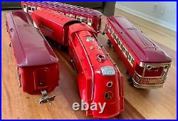 Lionel prewar 6511E set 264E 265W 1685 1687 1930s tinplate vintage 262 257 249e