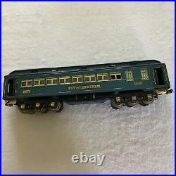 Lionel prewar Standard Gauge, Blue Comet set