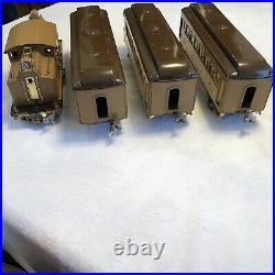 Lionel prewar standard gauge, 318E baby state set