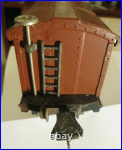 MAKE OFFER! Original Lionel Prewar 813 O Gauge Stock Car RUBBER STAMPED