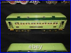 Nice Lionel Original Prewar Stephen Girard Pennsylvania Limited Set #375E