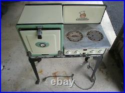 Original Lionel Stove from 1930s #455 prewar Lionel tinplate toy