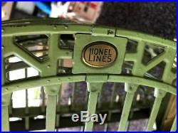 Pre-War 1901-1942 LIONEL HELLGATE BRIDGE (#300)