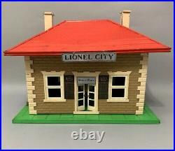 Pre War Lionel #134 Station Standard Gauge