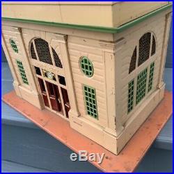Pre-war Lionel Standard Gauge- No. 112-lionel City Station-w Org Box