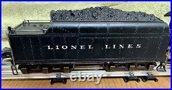 Prewar 1938 Lionel 226e with 2226w Tender