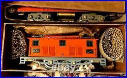 Prewar American Flyer Wide Standard Gauge Statesman Set & Lionel Track Clipm7