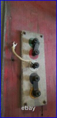Prewar Double Helix Store Display RARE O gauge Railroad track SEE PHOTOS