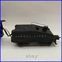 Prewar Lionel 1662 0-4-0 Steam Switcher & 2402t Tender Untested W Boxes