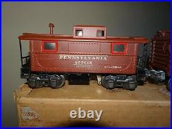 Prewar Lionel 225 Steam Loco & 2235w Tender, Freight Set C-7 Excellent Conditio