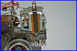 Prewar Lionel 260e Steam Locomotive Motor With E-unit Modified & Frame