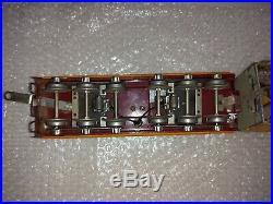 Prewar Lionel Hiawatha 250-e Steam Engine, Tender And Passenger Set 782 783 784