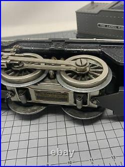 Prewar Lionel Lines-steam Locomotive Train Engine 1835e Standard Gauge Runs V7