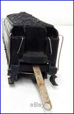 Prewar diecast Lionel 2226WX Whistle Tender Clean for 763 Hudson / 226E 12 wheel
