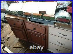 Prewar lionel o gauge freight set