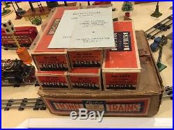 Rare, 1935 Prewar Lionel 274w Passenger Set, Boxed & Set-boxed 1 Year Only