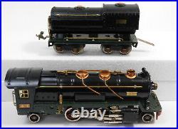 Used Lionel Prewar No. 260E O Gauge Locomotive and Tender withLoco Box