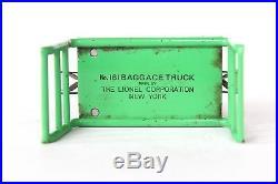 Vintage Lionel Prewar No. Number 163 Freight Station Set with Box NM 161 162
