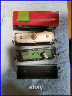 Vintage Lionel prewar standard gauge 384 Freight Set Good condition