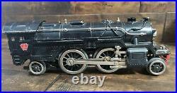 Vintage Pre-War Lionel 1835E Steam Engine Locomotive + 1835W Tender with Boxes