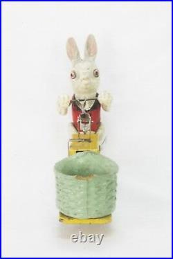 Vintage Prewar Lionel Wind Up Peter Rabbit Train Hand Car Chick Mobile ca1935